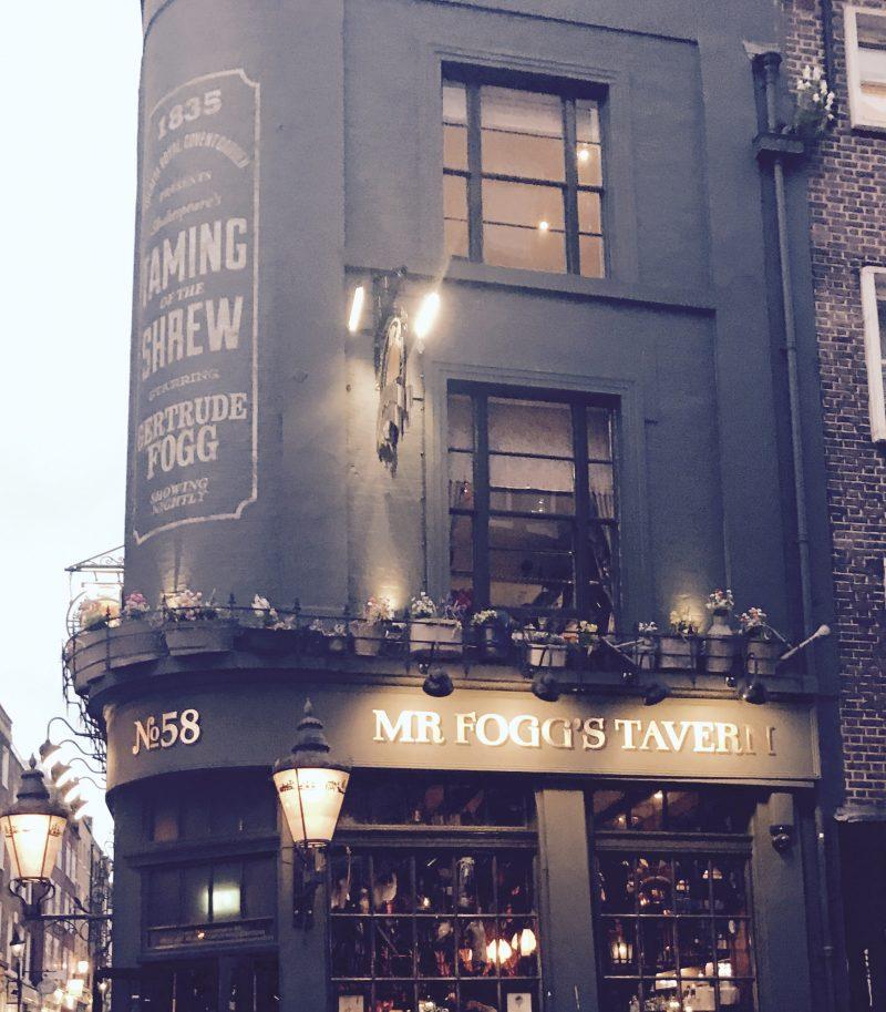 Mr Fogg's – Covent Garden & Mayfair