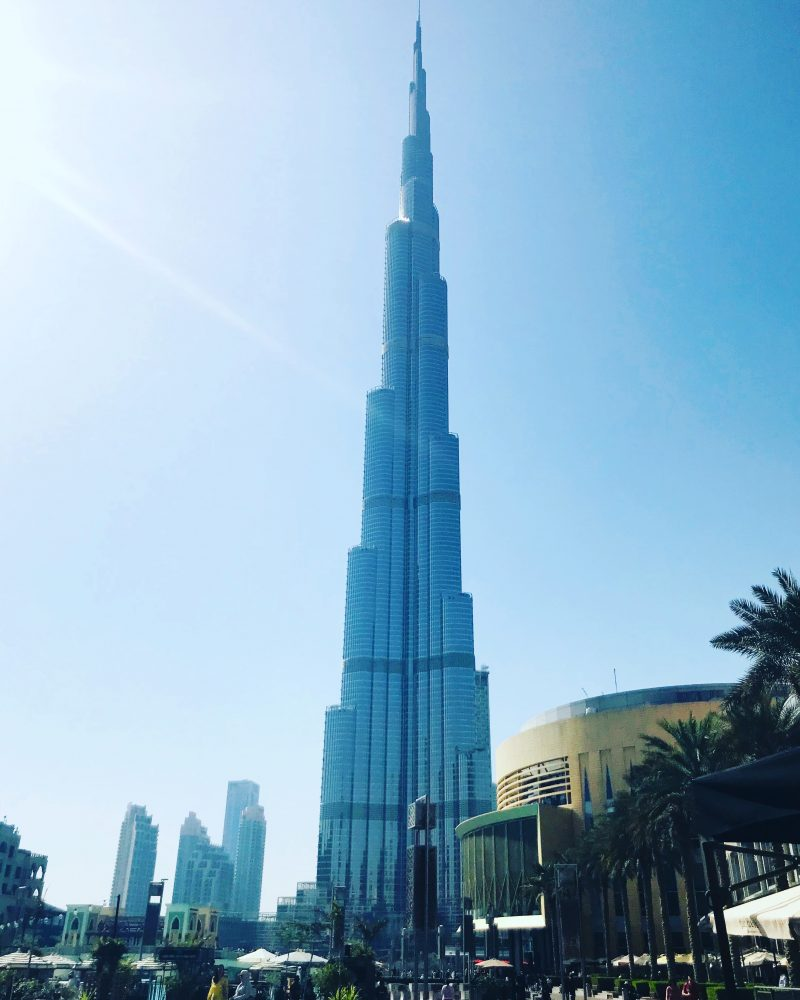 Top Tips -Travelling to Dubai