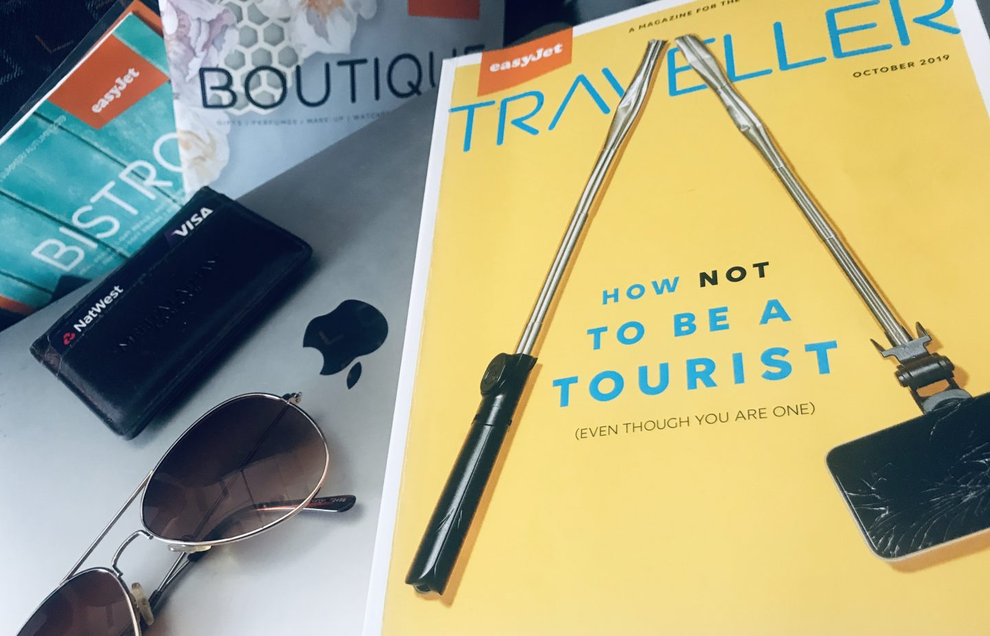 Touristy or untouristy which are you?